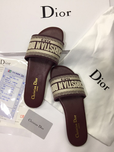 Mixed Brand Slippers Wmns ID:202004a199