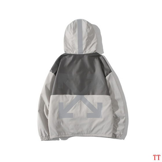 Off White Wind Jacket Mens ID:202004a371