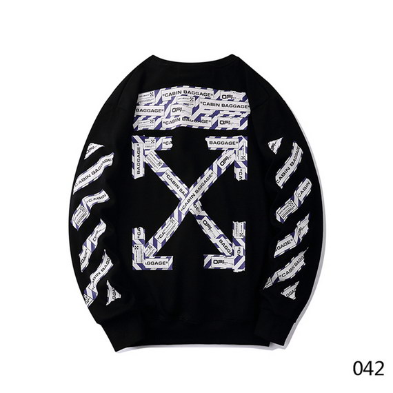 Off White Sweatshirt Mens ID:202005b201
