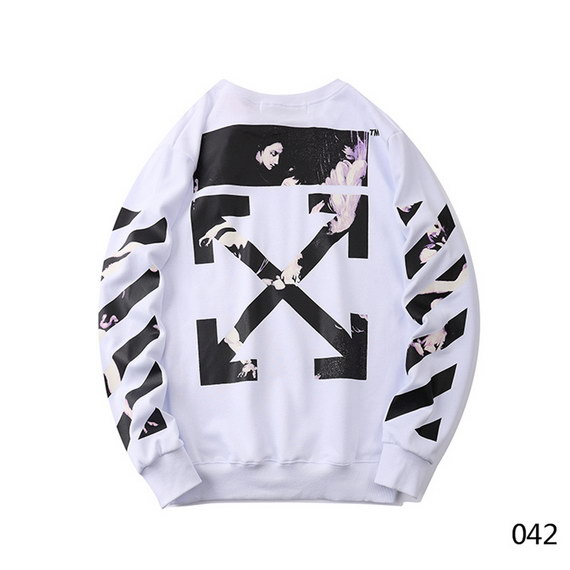 Off White Sweatshirt Mens ID:202005b202