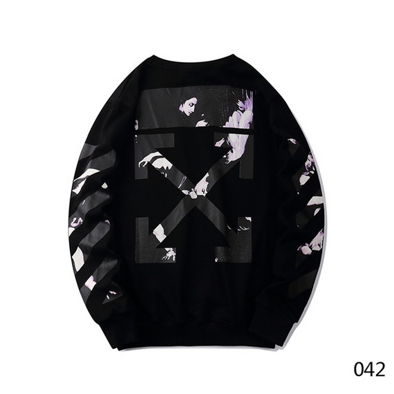Off White Sweatshirt Mens ID:202005b203
