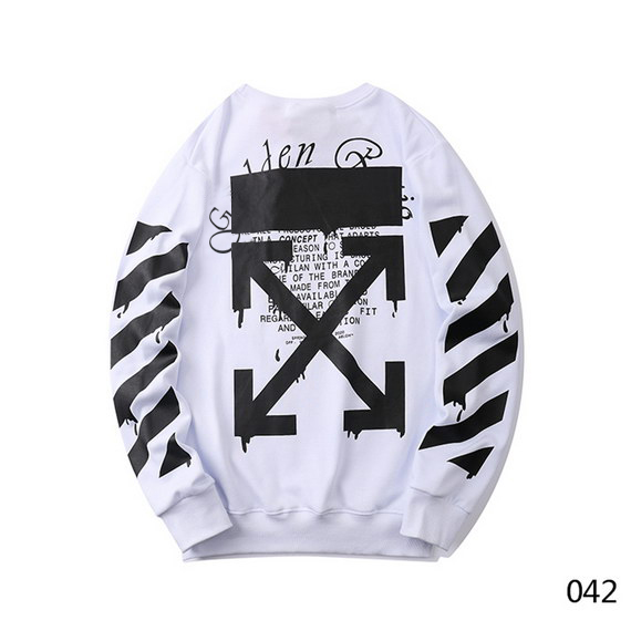 Off White Sweatshirt Mens ID:202005b205