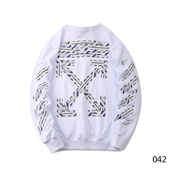 Off White Sweatshirt Mens ID:202005b200