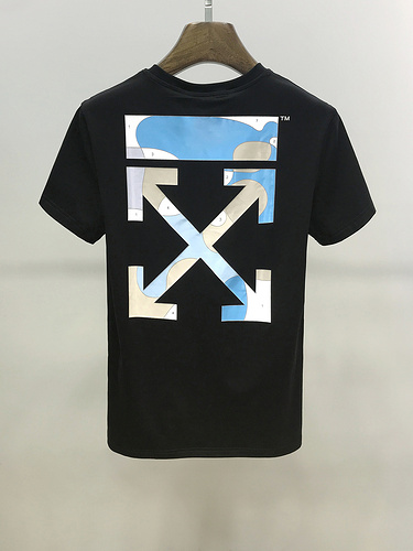 Off White T-Shirt Mens 2020 SS ID:202005a464