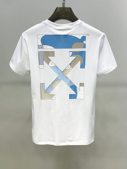 Off White T-Shirt Mens 2020 SS ID:202005a465