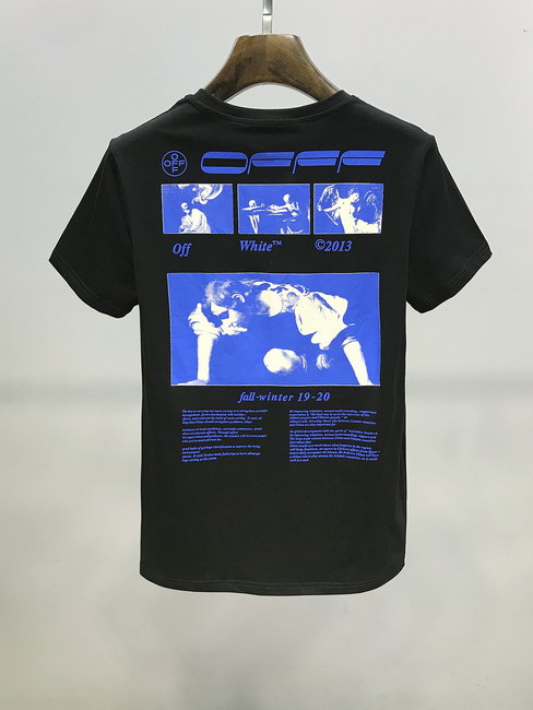Off White T-Shirt Mens 2020 SS ID:202005a470