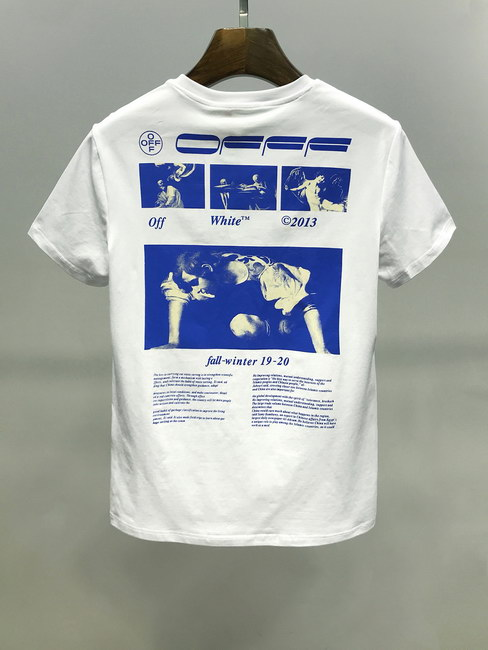Off White T-Shirt Mens 2020 SS ID:202005a471