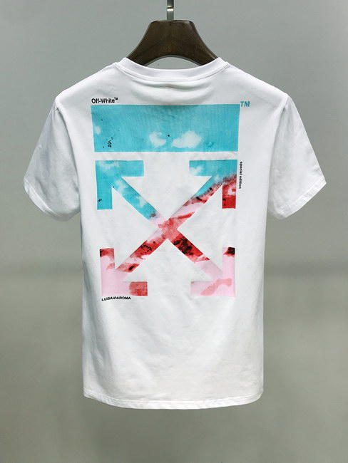 Off White T-Shirt Mens 2020 SS ID:202005a445