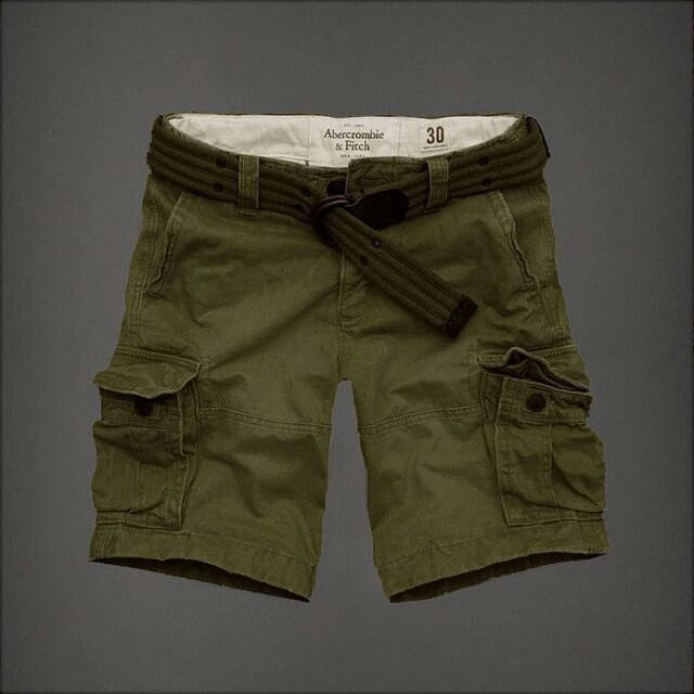 Abercrombie Shorts Mens ID:202006C120