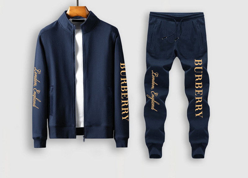 Burberry Tracksuit Mens ID:202006d1