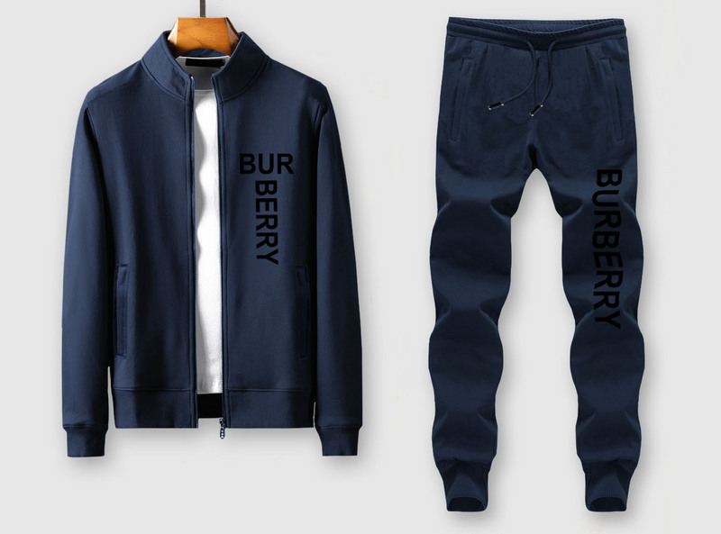 Burberry Tracksuit Mens ID:202006d10