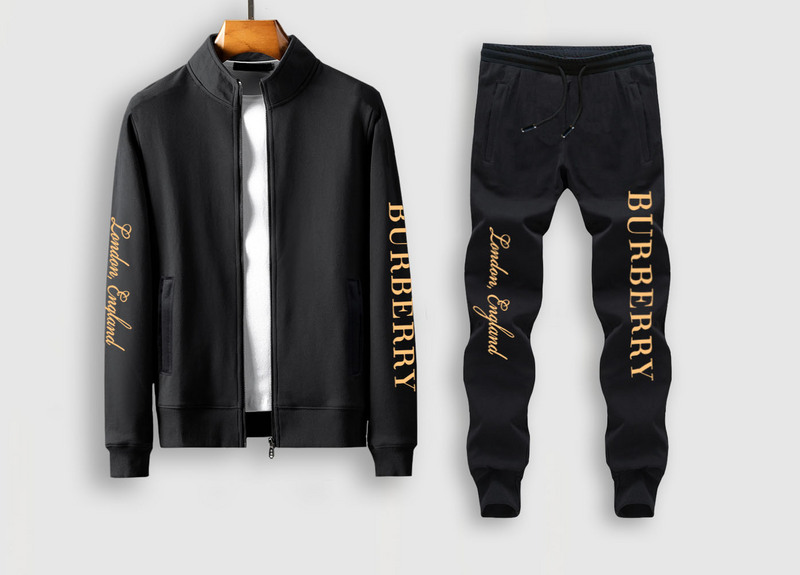 Burberry Tracksuit Mens ID:202006d2