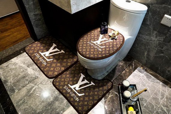 Bathroom Mat Set ID:202007b35