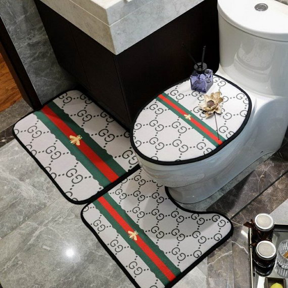 Bathroom Mat Set ID:202007b33
