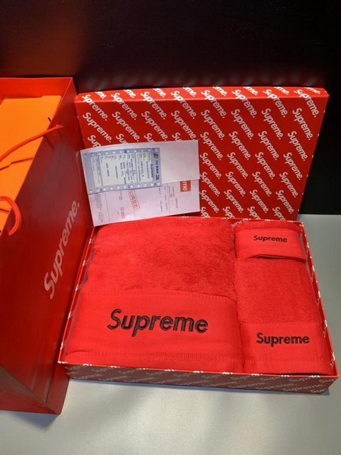 Supreme Towel Set ID:202007b124