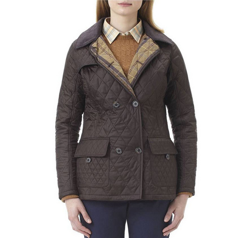 Barbour Acacia Quilted Jacket Wmns ID:202009d1