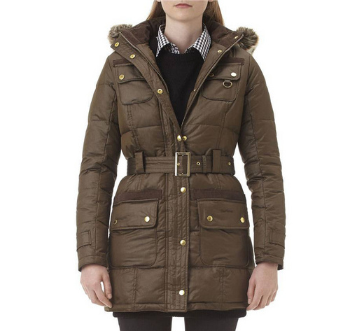 Barbour Artic Parka Jacket Wmns ID:202009d10