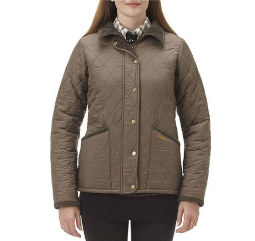 Barbour Vintage Liddesdale Quilted Jacket Wmns ID:202009d105