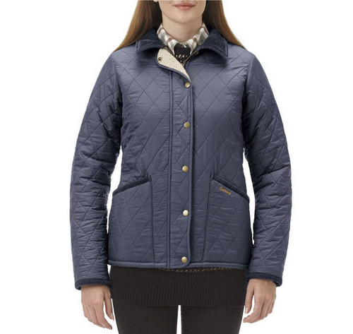 Barbour Vintage Liddesdale Quilted Jacket Wmns ID:202009d106