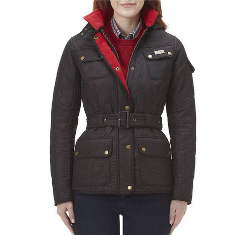 Barbour Viper International Quilted Jacket Wmns ID:202009d114