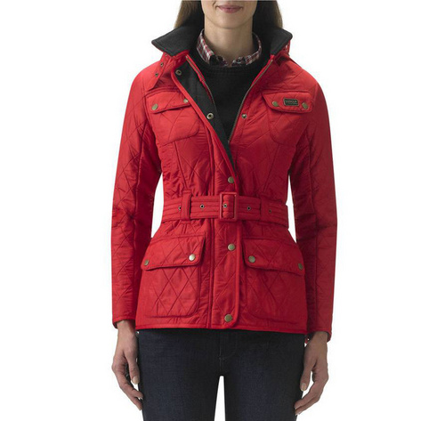 Barbour Viper International Quilted Jacket Wmns ID:202009d115