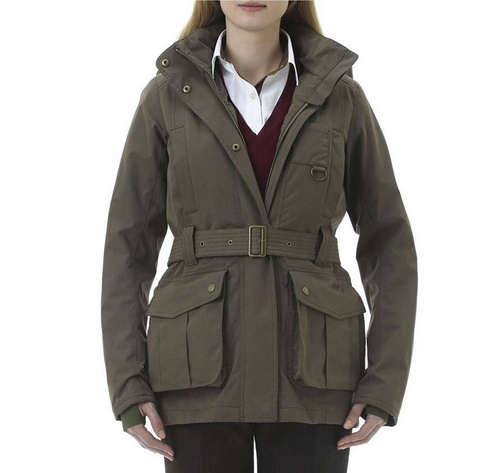 Barbour Beagle Waterproof Jacket Wmns ID:202009d13