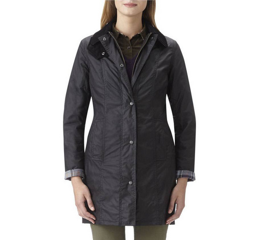Barbour Belsay Waxed Jacket Wmns ID:202009d14