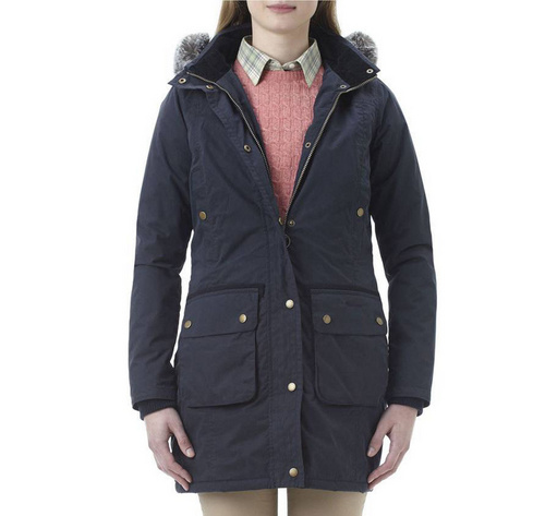 Barbour Brittania Waterproof Jacket Wmns ID:202009d18