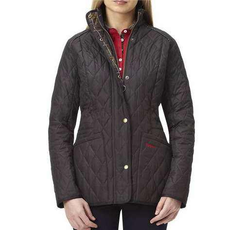 Barbour Cavalry Liddesdale Quilted Jacket Wmns ID:202009d19