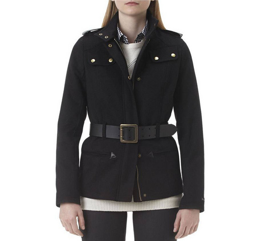 Barbour Alternator Wool Jacket Wmns ID:202009d2