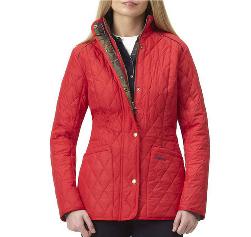 Barbour Cavalry Liddesdale Quilted Jacket Wmns ID:202009d20