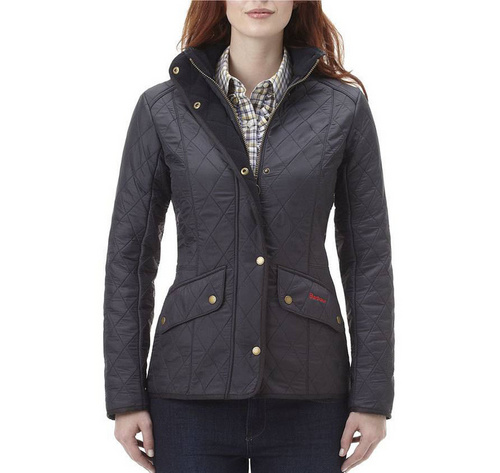 Barbour Cavalry Polarquilt Jacket Wmns ID:202009d22