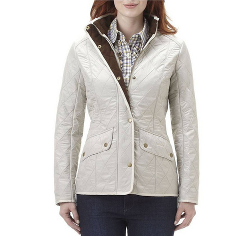 Barbour Cavalry Polarquilt Jacket Wmns ID:202009d24
