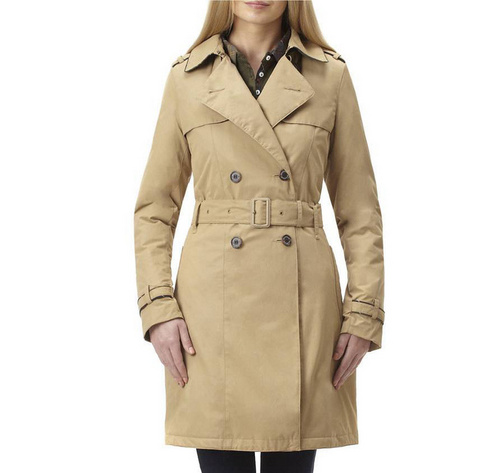 Barbour Chatsworth Trench Coat Wmns ID:202009d27