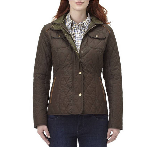 Barbour Draycott Quilted Jacket Wmns ID:202009d31
