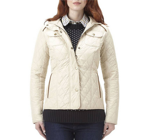 Barbour Draycott Quilted Jacket Wmns ID:202009d32