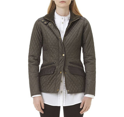 Barbour Dunburry Quilted Jacket Wmns ID:202009d33