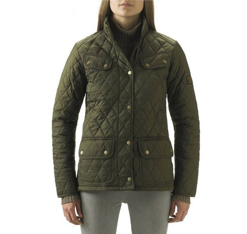 Barbour Dunnan Quilted Jacket Wmns ID:202009d34