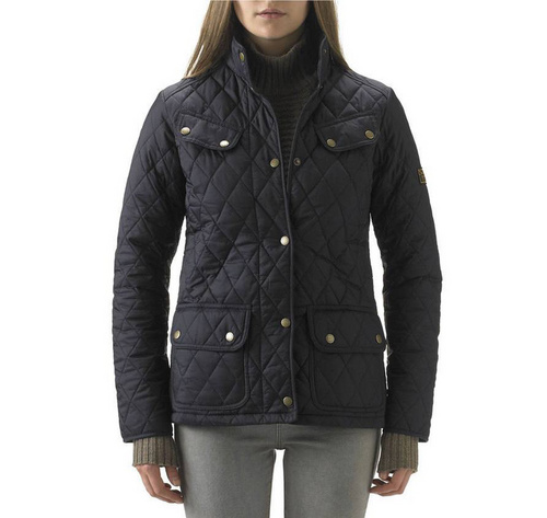 Barbour Dunnan Quilted Jacket Wmns ID:202009d35