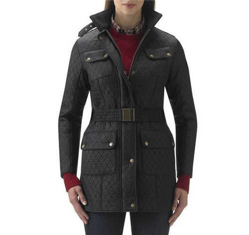 Barbour Folly Quilted Jacket Wmns ID:202009d37