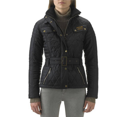 Barbour Goring Quilted Jacket Wmns ID:202009d38