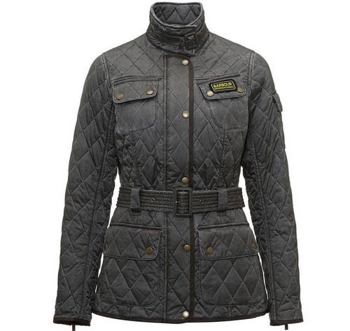 Barbour Heritage Wash International Quilted Jacket Wmns ID:202009d42