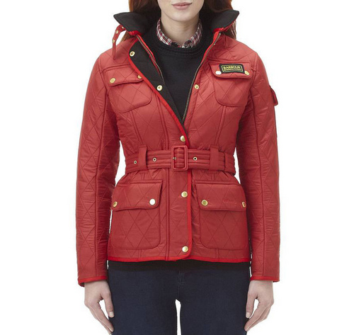 Barbour International Polarquilt Jacket Wmns ID:202009d45