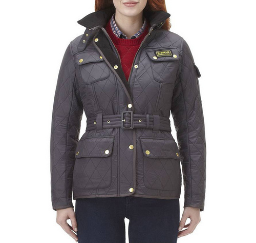 Barbour International Polarquilt Jacket Wmns ID:202009d46