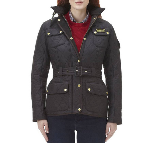 Barbour International Polarquilt Jacket Wmns ID:202009d47