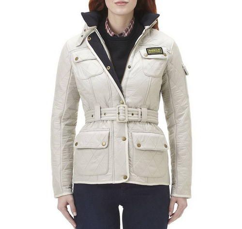 Barbour International Polarquilt Jacket Wmns ID:202009d48
