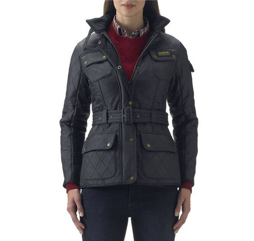 Barbour International Polarquilt Jacket Wmns ID:202009d49