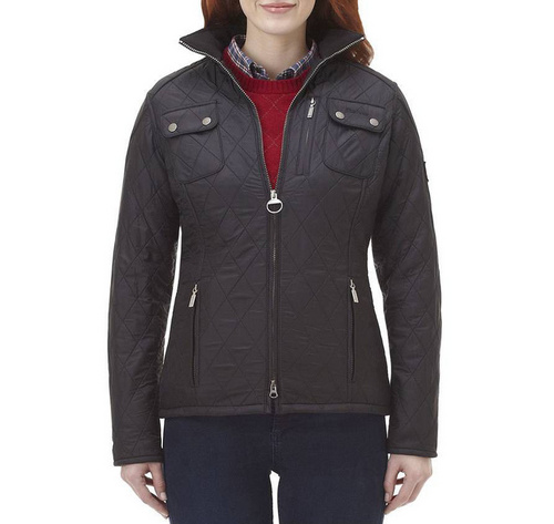 Barbour International Trials Polarquilt Jacket Wmns ID:202009d50