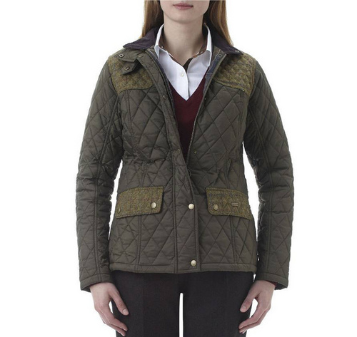 Barbour Iris Quilted Jacket Wmns ID:202009d51