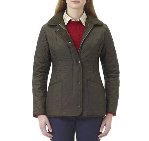 Barbour Ladies Polarquilt Jacket Wmns ID:202009d57